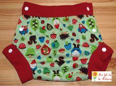 Tutoriel et patrons (S/M/L) pour confectionner des boxers de protection (pour couches lavables classiques)