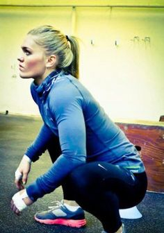 Katrin Tanja Davidsdóttir - Sexy CrossFit