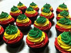 Rasta Cakes.....