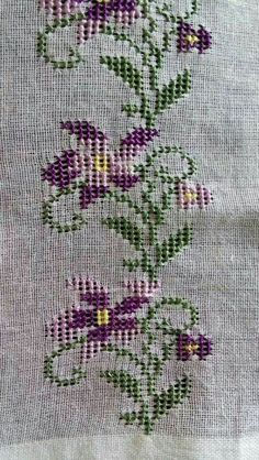 [] # # #Bookmarks, # #Cross #Stitch, # #Cross, # #Flowers