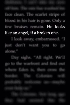 Legend by Marie Lu. My fave quote from the book