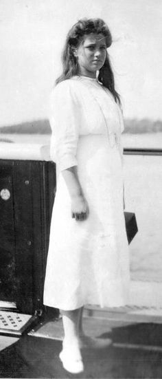 Maria onboard the Standart