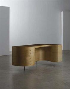 JASPER MORRISON 'Plywood' desk