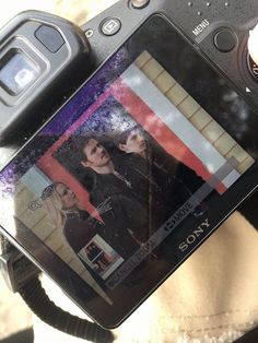 Once Upon A Time filming 6x18 Jennifer Morrison Colin O'Donoghue and Jared Gilmore