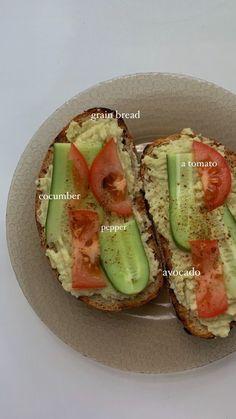 Think Food, I Love Food, Good Food, Yummy Food, Healthy Meal Prep, Healthy Snacks, Healthy Eating, Healthy Recipes, Food Goals