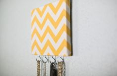 GroopDealz   Chevron Jewelry Hangers