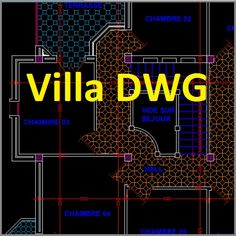Start reading autocad architecture 2015 my first project metric villa dwg 3 plans autocad architecturals fandeluxe Gallery