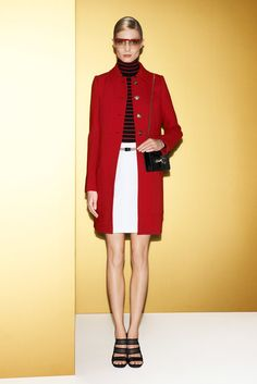 See the complete Gucci Resort 2012 collection.