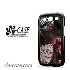 Star Wars The Force Awakens The Main Villain DEAL-10063 Samsung Phonecase Cover For Samsung Galaxy S3 / S3 Mini