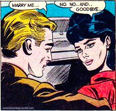 Vintage Comic, Pop Art