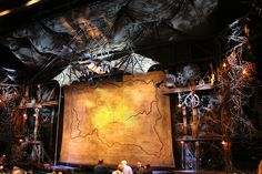 #Wicked  #Set Design by Eugene Lee #Theatre