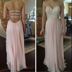 Long Prom Dress Evening Party Gown pst0743