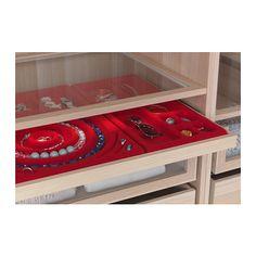 KOMPLEMENT Bandeja extraíble&joyero - 100x58 cm - IKEA