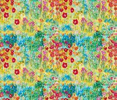 Linda Mahoney Art: Fabric Design - Trials & Tribulations