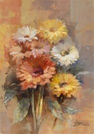 Willem  Haenraets - Floral nature II