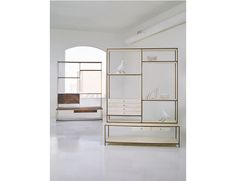 Henri Tall Bookshelf - Julian Chichester