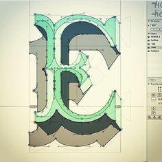Designer: Blue Typo