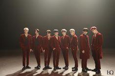 Ateez Wonderland MV Behind the Scene Photo Hoseok, Seokjin, Namjoon, Taehyung, K Pop, Fandom, Do Perfect, Stage, Jung Woo Young