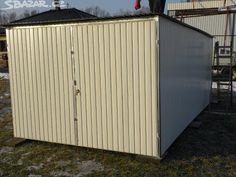Stavební buňka, sklad, garáž 3 x 5 m - obrázek číslo 1
