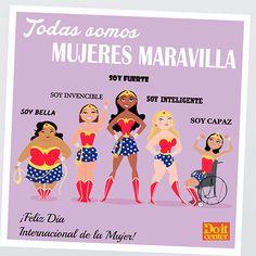 #DiadelaMujer 8 de Marzo ¡feliz día! :) #mujer #8Marzo #DiaInternacionaldelamujer