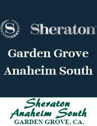 Sheraton Anaheim South Wedding Venue In Garden Grove California