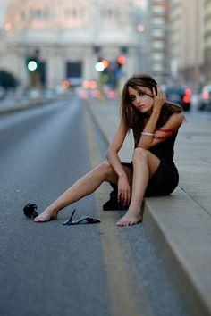 Urban. distressed. no shoes. Giuseppe Circhetta