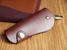 100 Genuine leather Handmade Luxury Leather Key by leatheridea, $18.00