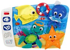 Baby Einstein Ocean Exploration Play Pad available online at http://www.babycity.co.uk/