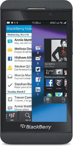 BlackBerry Z10 (AT&T) | Your #1 Source for Mobile Phones, MP3 Players & Accessories