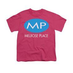 Melrose Place - Melrose Place Logo Youth T-Shirt