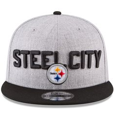 38a82021ef5 2018 NFL Draft hats now live! CapSwag.com  steelcity