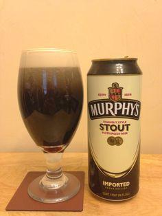Coaster Critique: Murphy's Irish Stout