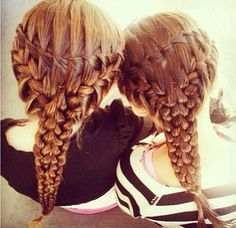Intense braids!!!!