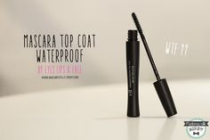 Mascara Top Coat Waterproof (#81805) http://www.eyeslipsface.fr/produit-beaute/mascara-top-coat-waterproof