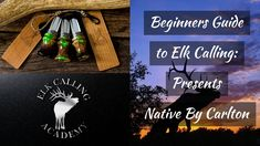 Interview with an Elk Call Maker: Native by Carlton Elk Call, Elk Hunting, Latest Video, Nativity, Interview, Presents, Gifts, The Nativity, Favors