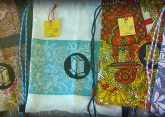 Hand made bags, re-sewed fabrics. 2e www.2ec.ch