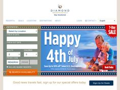 #Diamond Resorts & Hotels - Book Direct and Save 15% This Summer at All European Destinations.