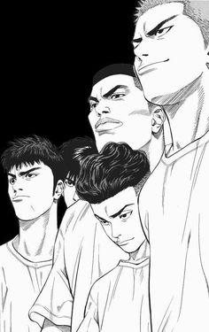 New Ideas Basket Ball Cartoon Slam Dunk Manga Anime, Old Anime, Manga Art, Anime Guys, Anime Art, Slam Dunk Manga, Blue Exorcist, Inu Yasha, Doja Cat