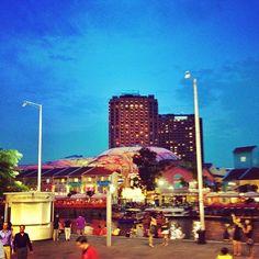 Clark Quay #singapore #sky #blue #sg #river #city #iphone4s #tourist #attraction #iphone4s #town #guosheng #guoshengz