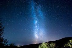 Milky Way over Tuscany | Flickr - Photo Sharing!