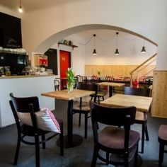 Café Jen | Prague