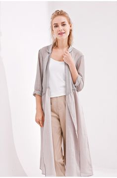 #AdoreWe Few Moda, Minimalistic Fashion Brands Online - Designer Few Moda Relax Yourself Cardigan TP1104 - AdoreWe.com