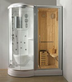 Sauna Spa for my future gym