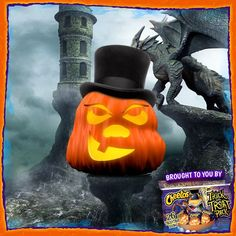 Check out this pumpkin I made with Chester's Pumpkinator! Design your own and enter weekly for the chance to win $1,000! Ends October 31, 2015 http://bit.ly/Pumpkinator #CheetosHalloweenEntry