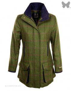 #Musto Ladies' Stretch Technical #Tweed Jacket - Ismay