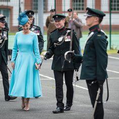 La comtesse Sophie de Wessex à Paderborn, le 1er juillet 2016