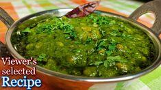 Gujarati Recipes, Indian Food Recipes, Ethnic Recipes, Aloo Methi, Palak Paneer, Sabzi Recipe, Vegetable Curry, Winter Food, Guacamole