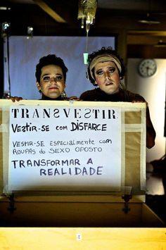 Transvestir...