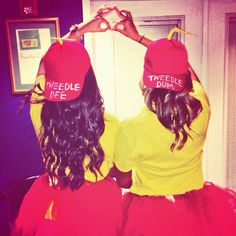 how cute would this be for halloween! yeah, phi mu!