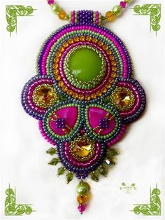 Holi - the festival of colors (ind.seriya) | biser.info - all about beads and beaded work